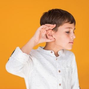 klausos aparatai vaikams